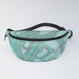 Stardust Tentacles Octopus Fanny Pack