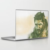"mad max Laptop & iPad Skins featuring Mad Max by Barbara ""Yuhime"" Wyrowińska"