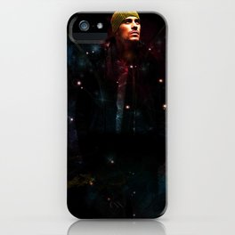 Into The Unknown. iPhone Case