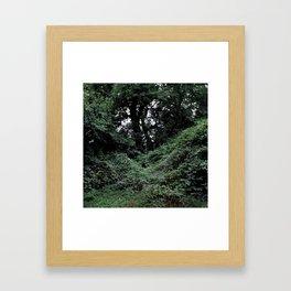 Found Functions 1/4 Framed Art Print