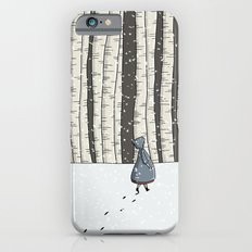 Forest Walk Slim Case iPhone 6s