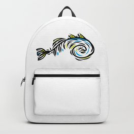 Bone Fishish 4C Backpack