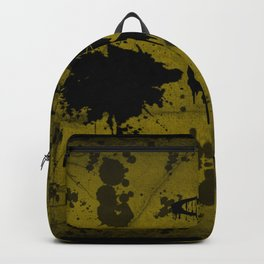 Fallen Angel Yellow Backpack