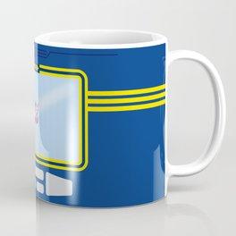 Soundwave Transformers Minimalist Coffee Mug