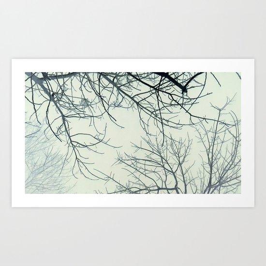 Afflatus #4 Art Print