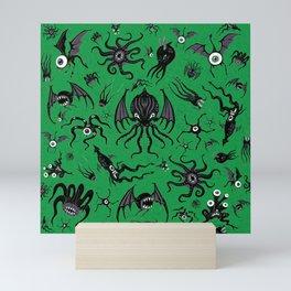 Cosmic Horror Critters Mini Art Print