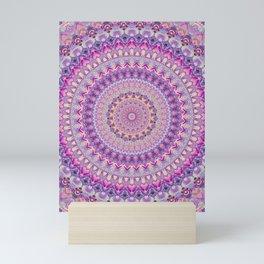 Mandala 548 Mini Art Print
