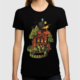OLD TIMEY DARKNESS T-shirt