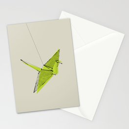 Paper Crane Stationery Cards