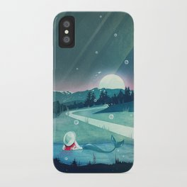 A Mermaid's Dream iPhone Case