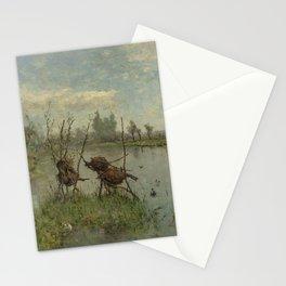 Paul Joseph Constantin Gabriël - Ducks' Nests Stationery Cards