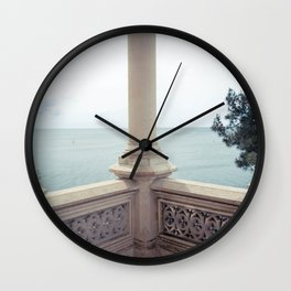 From the terrace Wall Clock