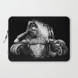 king Riddick Black Bg Laptop Sleeve