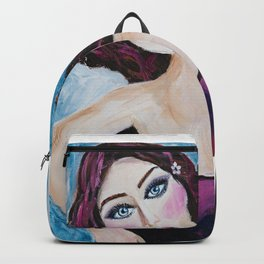 Night Lady Backpack