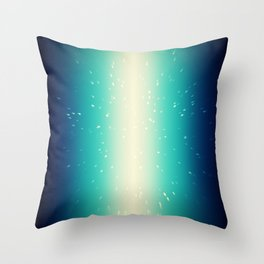 Calm Yourself and Breathe Throw Pillow