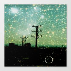 Constellations (2) Canvas Print