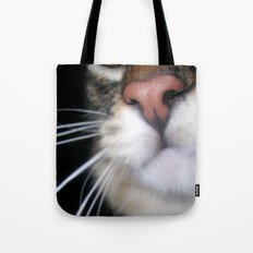 Kitty Nose Tote Bag