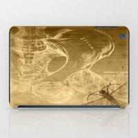 anatomy iPad Cases featuring Anatomy by ViviRajski