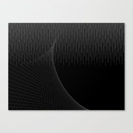Matrix Void Canvas Print