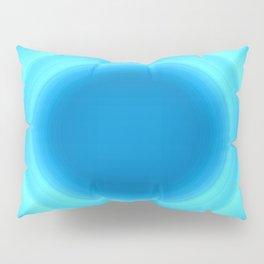 TurquoiSE Glow Pillow Sham