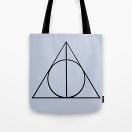 The Three Brothers Tote Bag