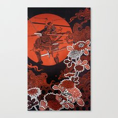 Setsuna - split second Canvas Print