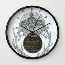 The End is Endless Wall Clock