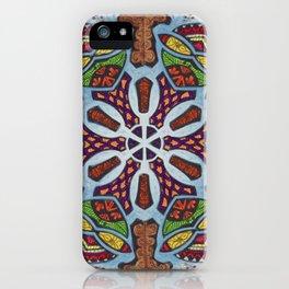 Dreams Mandala - מנדלה חלומות iPhone Case