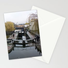 Camden Canal London 1 Stationery Cards
