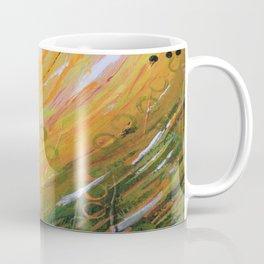 Fish in a Green Sea Coffee Mug