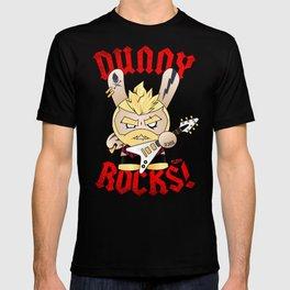 Dunny Rocks! T-shirt