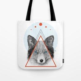 Fox of Tricks Tote Bag