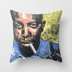 Hellhound  Throw Pillow