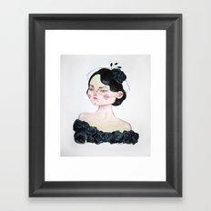 Despecho/Spite Framed Art Print