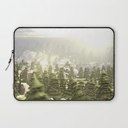 Forrest Island Laptop Sleeve