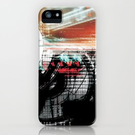X Machina #I iPhone Case