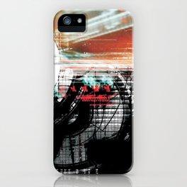 X Machina #I iPhone Case