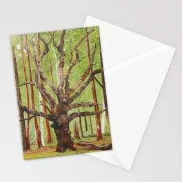 Ancient Oak Stationery Cards