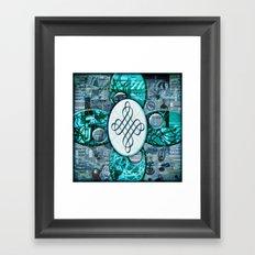 Jackie (#TheAccessoriesSeries) Framed Art Print