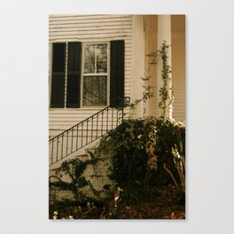 This Old House  Canvas Print