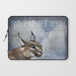 True North Bobcat Laptop Sleeve