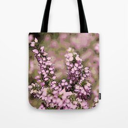 Pink Summer Hebe Tote Bag