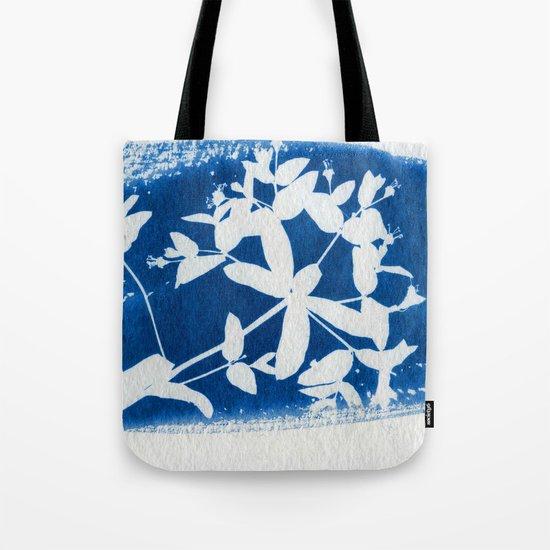 Herbal Sunprint #5 Tote Bag