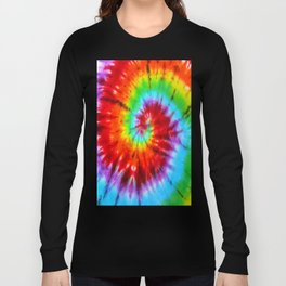 Tie Dye 014 Long Sleeve T-shirt