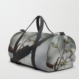 The fragile start of spring Duffle Bag