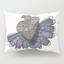 Turtle Dove Pillow Sham