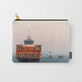 Lighthouse & Staten Island Ferry Carry-All Pouch