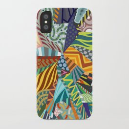 Pattern Explosion iPhone Case