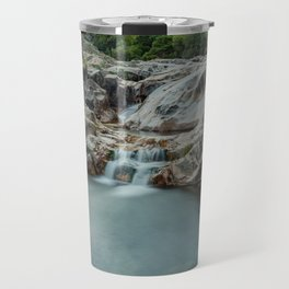 River Landscape Travel Mug