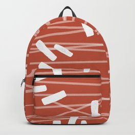 Fences in Rust Backpack